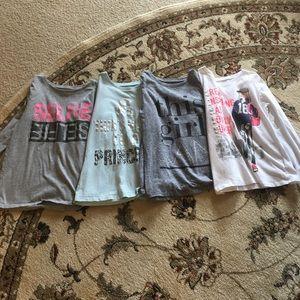 Little girls long sleeve t-shirt